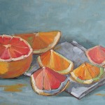 "STILL LIFE ""Citrus Party"""